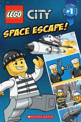 Cover of Lego City Space Escape!
