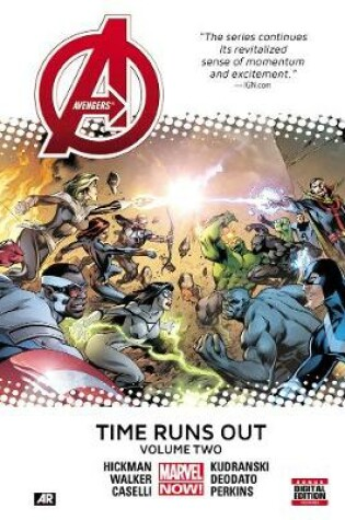 Cover of Avengers: Time Runs Out Volume 2