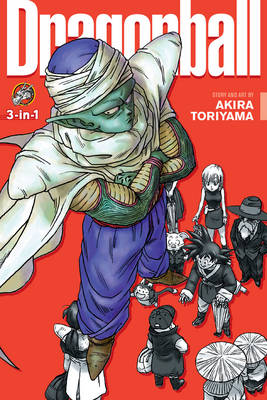 Cover of Dragon Ball (3-in-1 Edition), Vol. 5