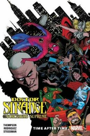 Cover of Doctor Strange And The Sorcerers Supreme Vol. 2: Time After Time
