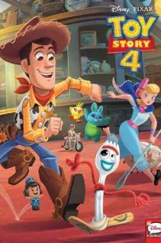 Cover of Toy Story 4