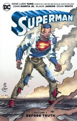 Book cover for Superman 1