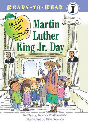 Cover of Martin Luther King, Jr. Day