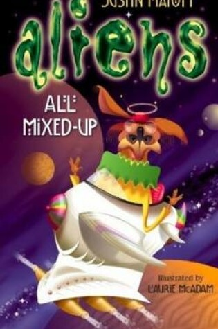 Cover of Aliens: All Mixed Up