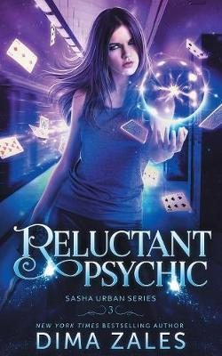 Book cover for Reluctant Psychic (Sasha Urban Series - 3)