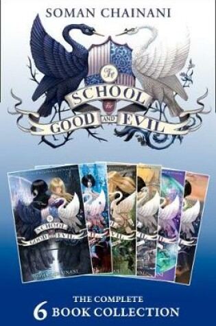 Cover of The Complete 6-book Collection
