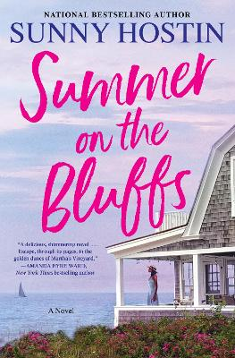 Book cover for Summer on the Bluffs