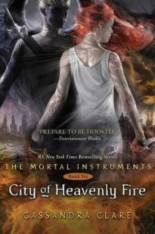 Cover of City of Heavenly Fire