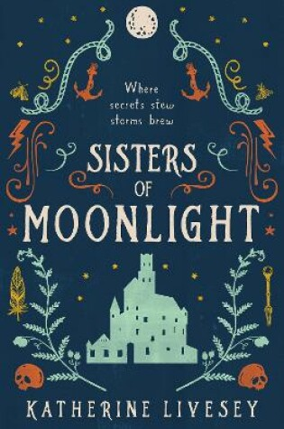 Cover of Sisters of Moonlight