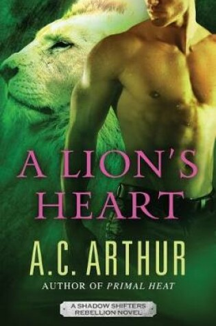 Cover of A Lion's Heart