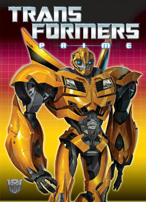 Cover of Transformers Prime A Rising Darkness