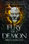 Book cover for Fury of a Demon