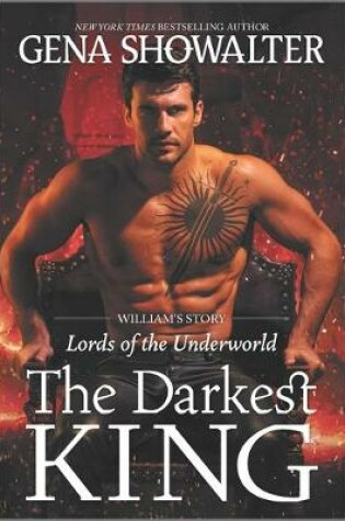 Cover of The Darkest King