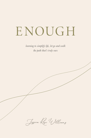 Cover of Enough