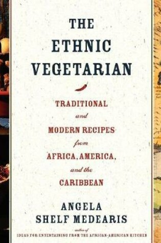 Cover of The Ethnic Vegetarian