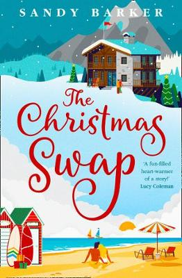 Book cover for The Christmas Swap