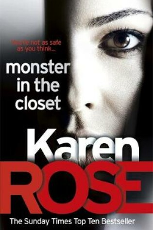 Cover of Monster In The Closet (The Baltimore Series Book 5)