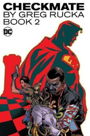 Cover of Checkmate By Greg Rucka