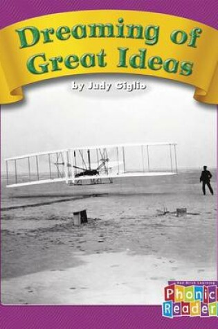Cover of Dreaming of Great Ideas