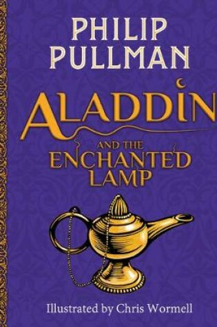 Cover of Aladdin and the Enchanted Lamp (HB)(NE)
