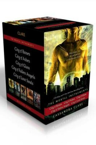 Cover of The Mortal Instruments 5 Volume Set