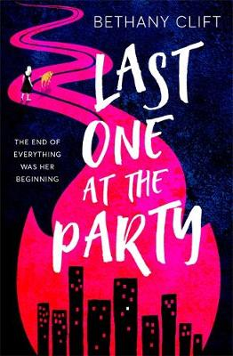 Book cover for Last One at the Party