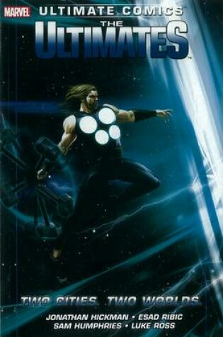 Cover of Ultimate Comics: The Ultimates Vol.2