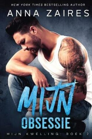 Cover of Mijn Obsessie