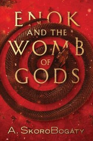 Cover of Enok and the Womb of Gods