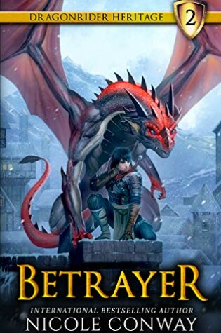 Cover of Betrayer
