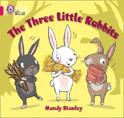 Cover of The Three Little Rabbits