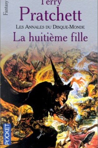 Cover of La Huitieme Fille