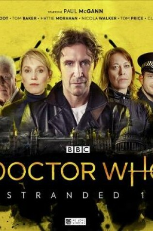 Cover of Doctor Who - Stranded 1