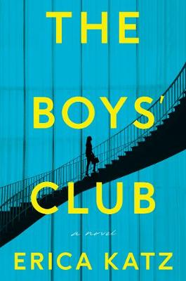 Cover of The Boys' Club