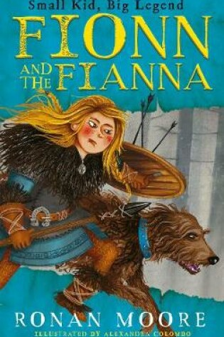 Cover of Fionn and the Fianna