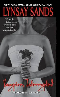 Cover of Vampire, Interrupted