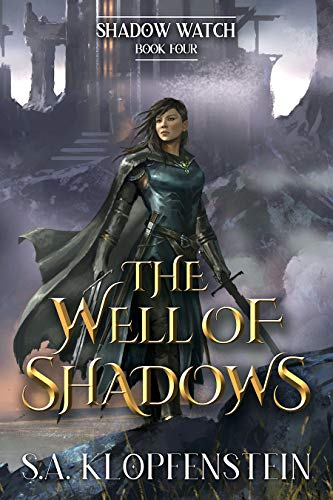 Cover of The Well of Shadows