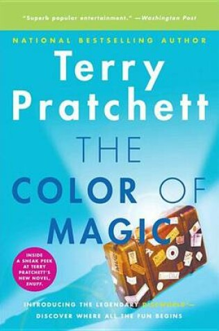 Cover of The Color of Magic with Bonus Material