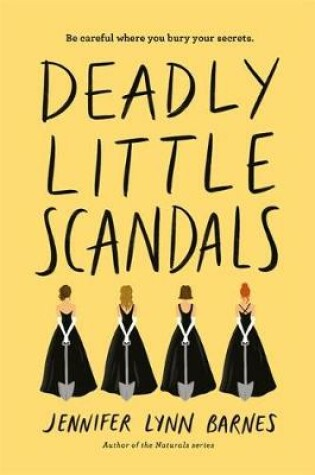 Cover of Deadly Little Scandals
