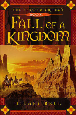 Cover of Fall of a Kingdom