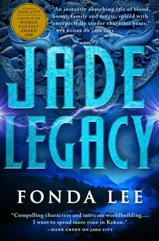 Cover of Jade Legacy