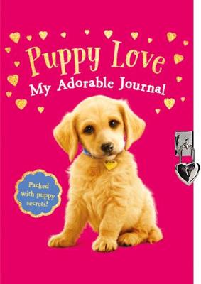 Cover of Puppy Love: My Adorable Journal