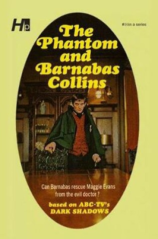Cover of Dark Shadows the Complete Paperback Library Reprint Book 10