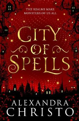 Cover of City of Spells