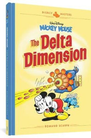 Cover of Walt Disney's Mickey Mouse: The Delta Dimension