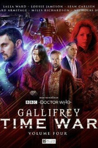 Cover of Gallifrey - Time War 4