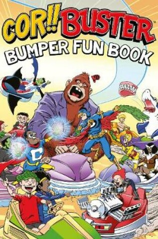 Cover of Cor Buster Bumper Fun Book
