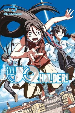 Cover of Uq Holder 5