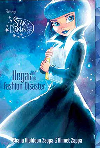 Cover of Star Darlings Vega and the Fashion Disaster (Justice Special Market Edition)
