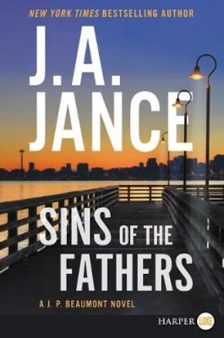 Cover of Sins Of The Fathers [Large Print]